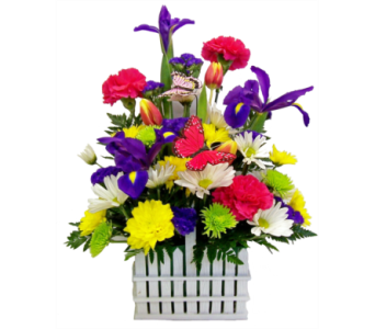 Garden Of Flowers in Wading River NY, Forte's Wading River Florist