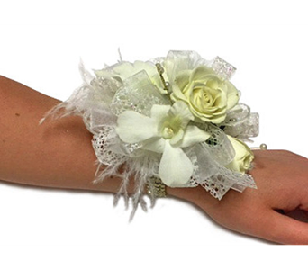 Mila Corsage in Las Vegas NV, Flowers By Michelle