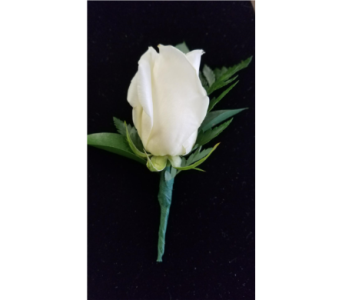 Single Rose Boutonniere  in Burnsville MN, Dakota Floral Inc.