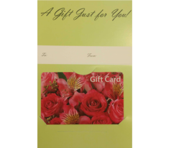 Gift Card in Milton ON, Karen's Flower Shop