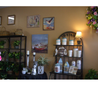 NAUTICAL THEME in Evansville IN, Cottage Florist & Gifts