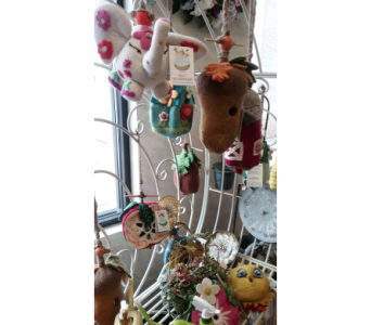 Birdhouses in Canonsburg PA, Malone Flower Shop