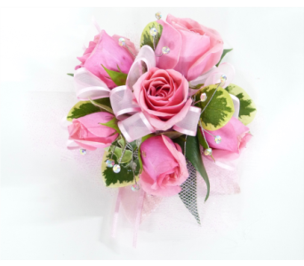 Sweet heart rose corsages delivery silver spring maryland bell spray rose corsage in silver spring md bell flowers inc mightylinksfo