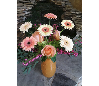 Grand Gerbers in Lawrenceville GA, Country Garden Florist