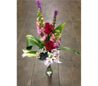 Elegance In Glass in Carlsbad CA, El Camino Florist & Gifts