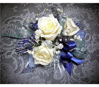 Beauty in Blue in Boise ID, Hillcrest Floral