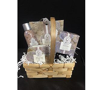 Haven Gift Basket  in Greenville SC, Expressions Unlimited
