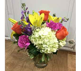 Loving Mom in Fargo ND, Dalbol Flowers & Gifts, Inc.