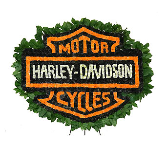 Harley Davidson in Somerset NJ, Flower Station