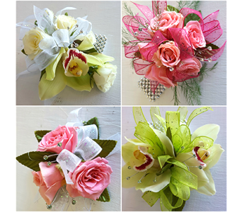 CORSAGE in The Villages FL, The Villages Florist Inc.