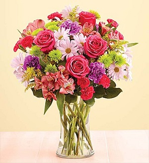 Fun & Flirty in Mount Morris MI, June's Floral Company & Fruit Bouquets