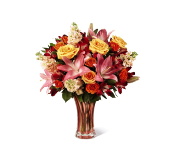 The FTD� Touch of Spring� Bouquet  in Colorado Springs CO, Sandy's Flowers & Gifts