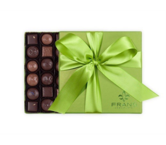 FRANS CHOCOLATE CARAMELS  in Bellevue WA, CITY FLOWERS, INC.