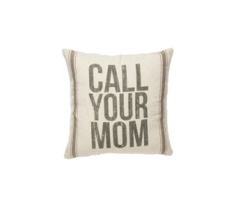 Call Your Mom Pillow in Bellevue WA, CITY FLOWERS, INC.