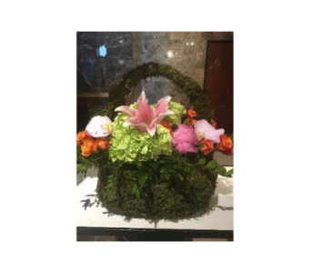 Mom's Handbag Bouquet in Bellevue WA, CITY FLOWERS, INC.