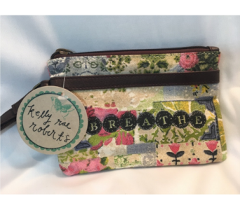 Breathe Wristlet Handbag in Hudson NH, Anne's Florals & Gifts