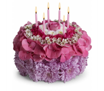 Birthday Cake in Oliver BC, Flower Fantasy & Gifts