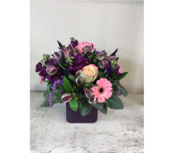 Purple Reign  in Arcata CA, Country Living Florist & Fine Gifts