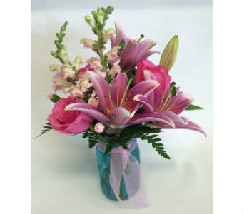 Lily Blooms in Brandon MB, Brandon Florist