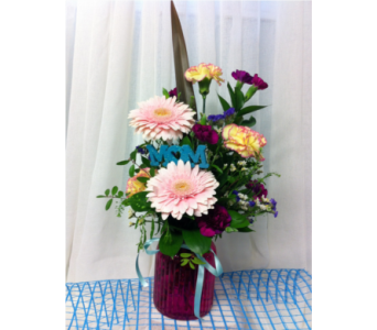 Country Bouquet   in Grand-Sault/Grand Falls NB, Centre Floral de Grand-Sault Ltee
