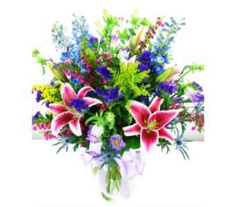 Wildflower Garden  in Hollywood FL, Al's Florist & Gifts