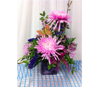 Mums for mom 2 in Grand-Sault/Grand Falls NB, Centre Floral de Grand-Sault Ltee