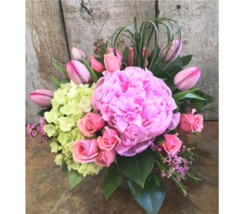 Love for Mom by The Flower Shoppe  in Reading MA, The Flower Shoppe of Eric's