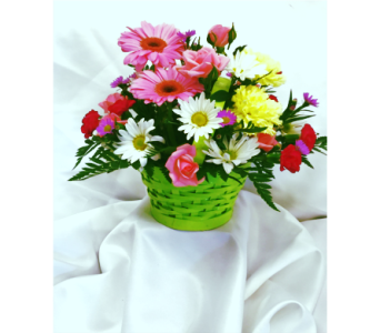 Moms Garden Basket in Midwest City OK, Penny and Irene's Flowers & Gifts