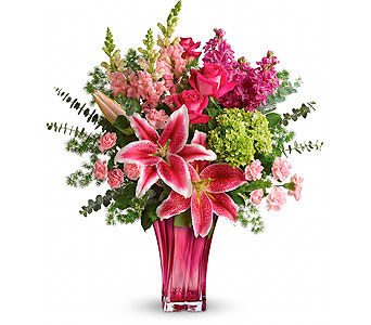 Steal the Spotlight Bouquet in Oklahoma City OK, Array of Flowers & Gifts