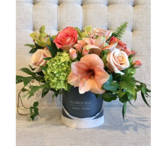 New York Flower Box in Charleston SC, Tiger Lily Florist Inc.