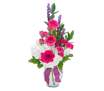 Popular Pink in South Surrey BC, EH Florist Inc
