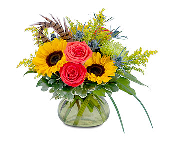 Sunrise Harvest Beauty in Lake Elsinore CA, Lake Elsinore V.I.P. Florist