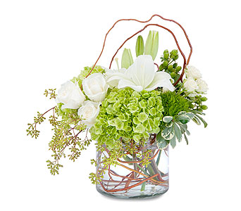 Chic and Styled in Traverse City MI, Teboe Florist