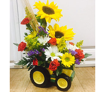 Sunny Fields in Fargo ND, Dalbol Flowers & Gifts, Inc.