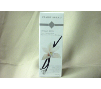 Claire Burke home fragrance spray Vanilla Bean in Paris TN, Paris Florist and Gifts