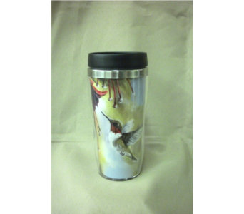 Hummingbird Travel Mugs in Paris TN, Paris Florist and Gifts