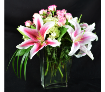 Custom Arrangement in Highland IN, Brumm's Bloomin Barn