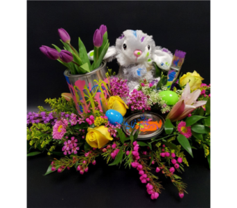 Bunny Fun in Albuquerque NM, Silver Springs Floral & Gift