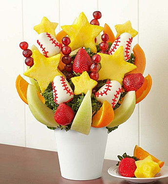 For the Love of Baseball in Round Rock TX, Heart & Home Flowers