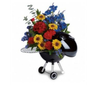 Mini BBQ Grill in Sudbury ON, Xpressions Flowers & More