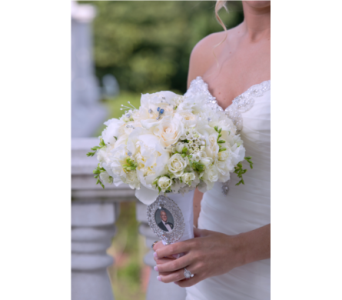 Colineri Bridal Bouquet in Somerset NJ, Flower Station