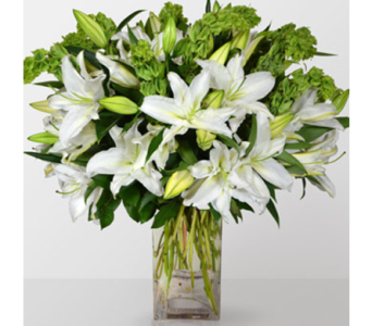 Voluminous Lillies in San Antonio TX, Allen's Flowers & Gifts