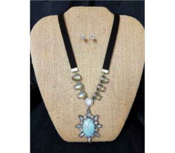 Necklace & Earrings in Greenfield IN, Penny's Florist Shop, Inc.
