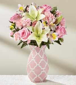 The Perfect Day� Bouquet in Sapulpa OK, Neal & Jean's Flowers & Gifts, Inc.