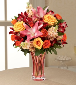 The Touch of Spring® Bouquet in Sapulpa OK, Neal & Jean's Flowers, Inc.