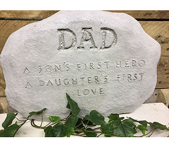 Dad...A Son's Hero..A Daughter's Love in Owensboro KY, Welborn's Floral Company