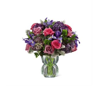 The FTD� Lavender Luxe� Luxury Bouquet in El Paso TX, Executive Flowers