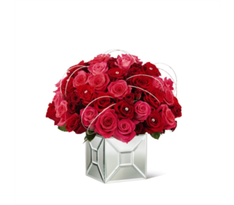 The FTD� Blushing Extravagance� Luxury Bouquet in El Paso TX, Executive Flowers
