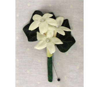stephanotis bouttoniere in Pottstown PA, Pottstown Florist