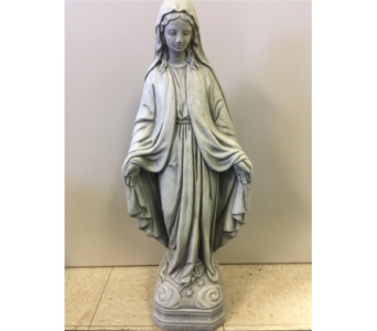 Blessed Mother Statue in Sterling Heights MI, Sam's Florist